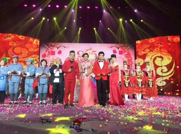 2016随州春节联欢晚会隆重举行