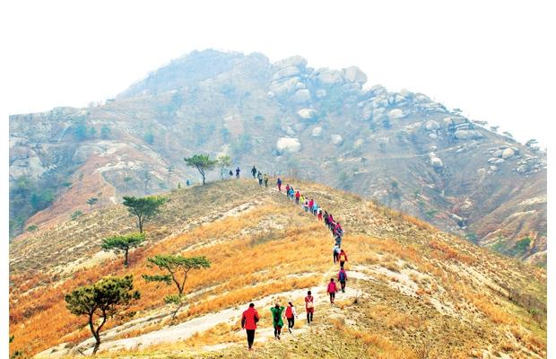 离唐县城最近的风景区
