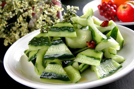 晚饭清淡小菜营养又健康