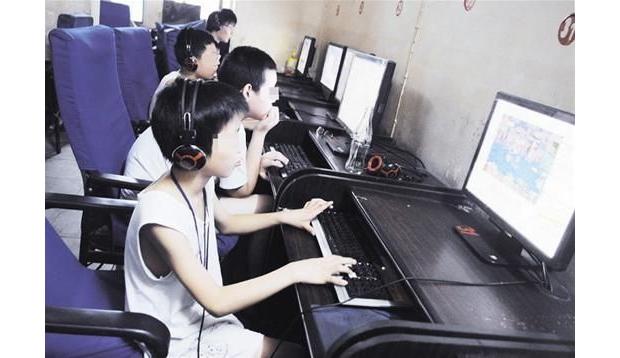 """不要""""网住""""孩子——对随城青少年沉迷于网络的调查"""