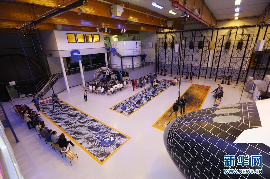 走进比利时欧洲太空中心