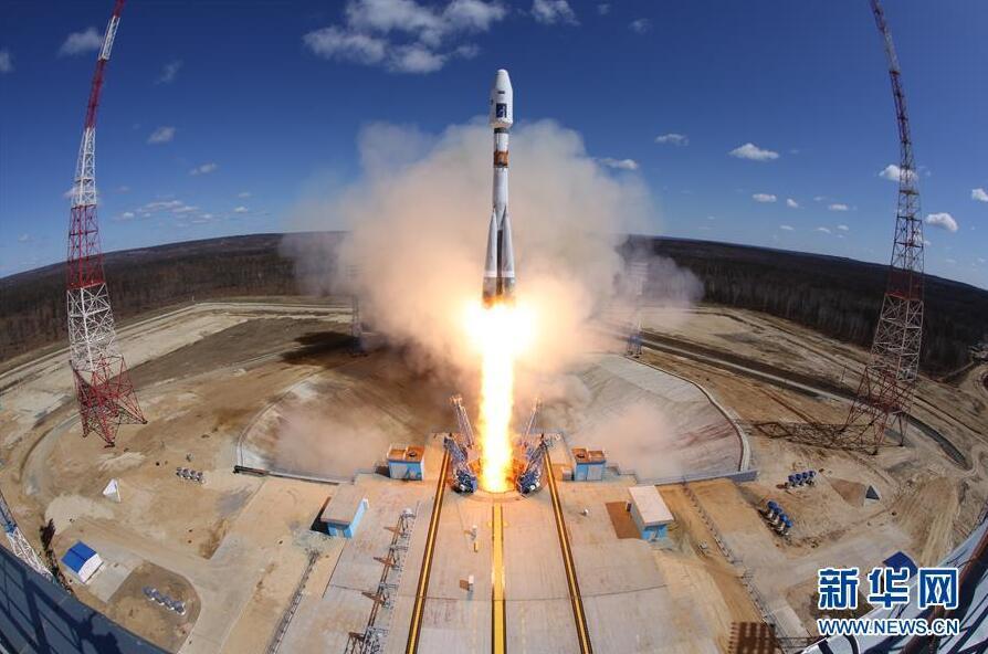 俄火箭首次从东方发射场成功发射卫星