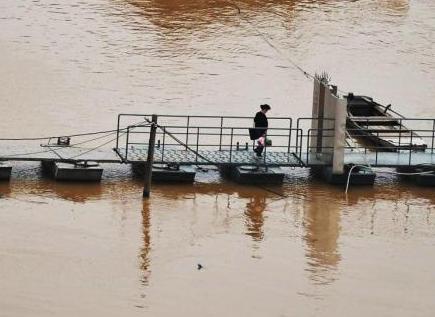 4月南方累计遭受洪涝灾害25次 因灾死亡失踪30人
