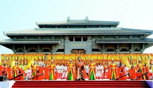 2016年寻根节开幕式(湖北卫视版)