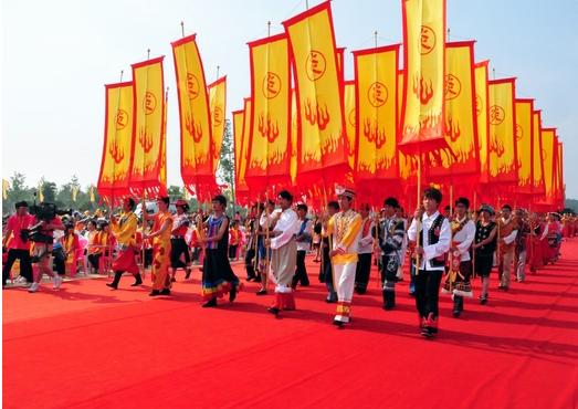 2016年寻根节开幕式(央视版)